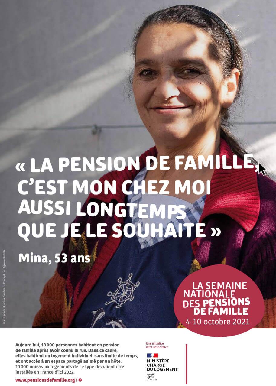 federation medico sociale fms residences et foyers semaine des pensions de famille du au octobre affiche